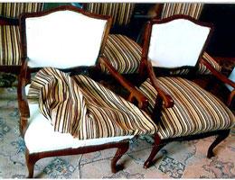 обивка стульев на дому